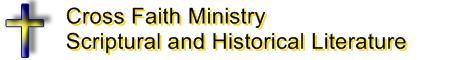 Cross Faith Ministry