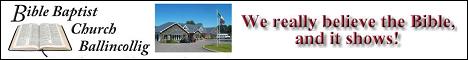 Bible Baptist Church of Blarney and Mallow, Ireland